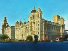 Landscape - Liverpool
