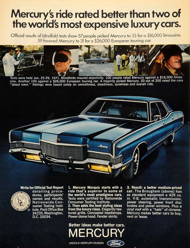 1971 Mercury Marquis