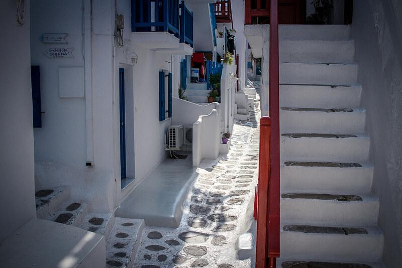 calles blancas