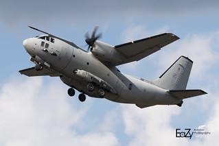 MM62222 (4686) Italian Air Force (Aeronautica Militare) Lockheed Martin C-27J Spartan