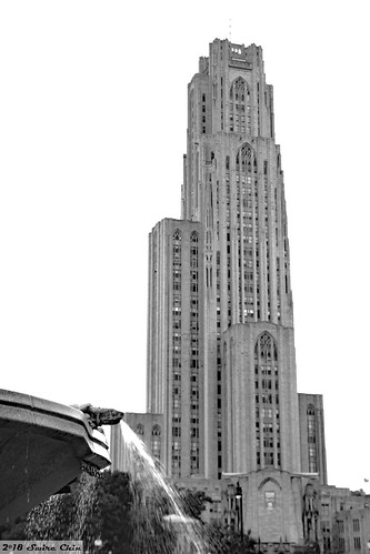 Cathedral of Learning | University of Pittsburgh