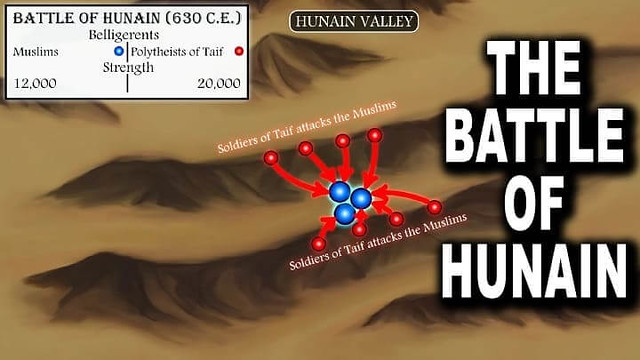 4667 6 Facts about the Battle of Hunayn every Muslim should know 01