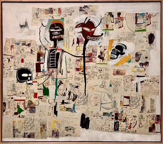 Peter and the Wolf, 1985, Jean-Michel Basquiat