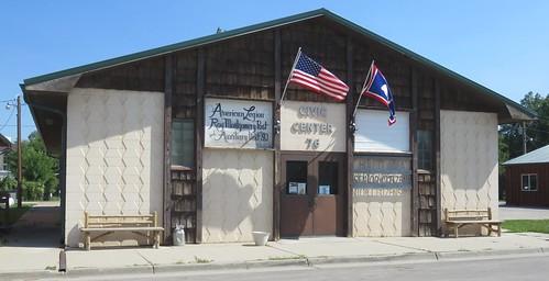 American Legion Post #80 and Senior Citizens (Hulett, Wyoming)