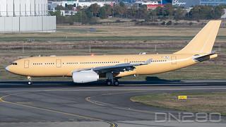 Singapore AF A330-243MRTT 1886