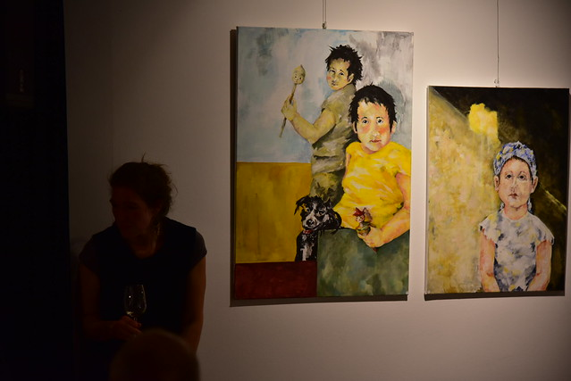 Ausstellung Edith Maria Engelhard