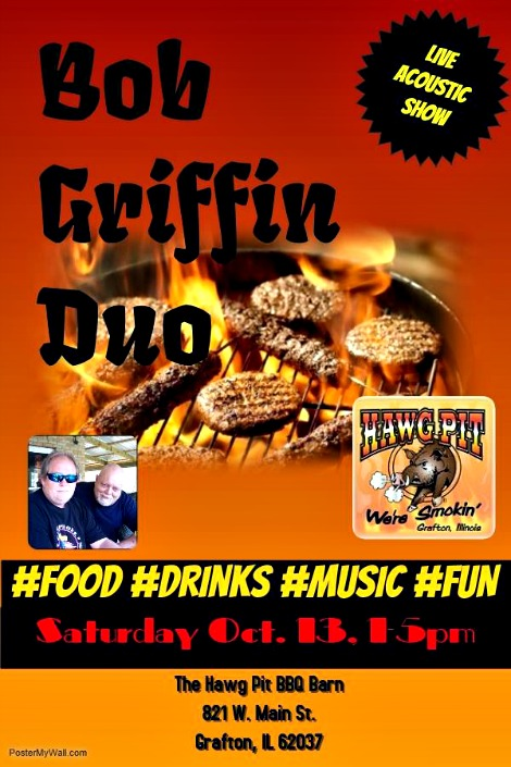 Bob Griffin Duo 10-13-18