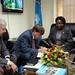 Secretary General Chileshe Kapwepwe with Russian Ambassador-10