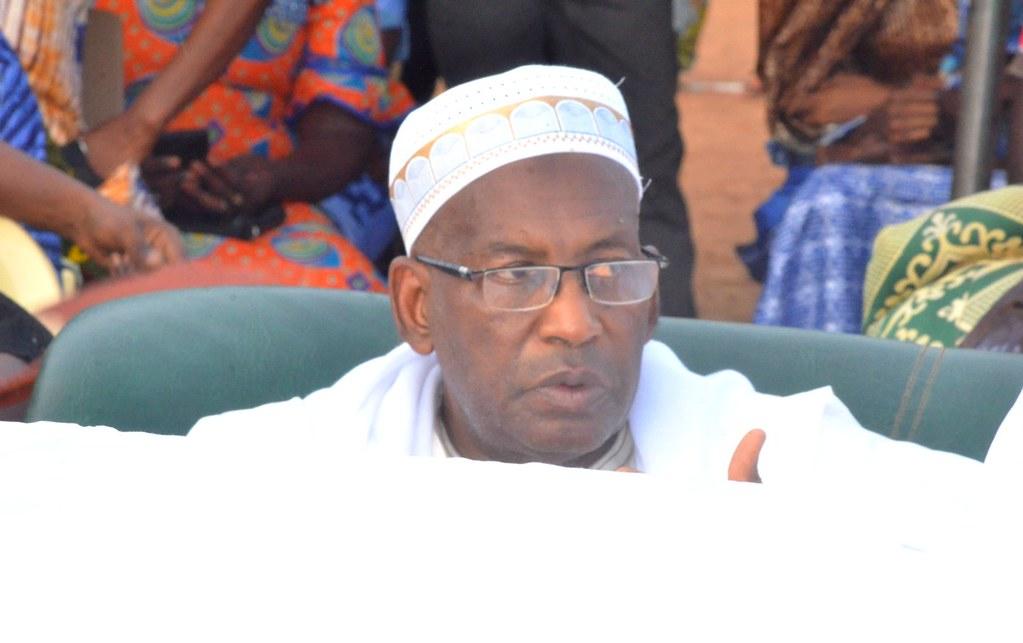 Meeting CAP2M à Thilogne, Ibrahima Agne, Oumar Mamadou Dème, APR Matam, Almamy Bocoum à Thilogne (2)
