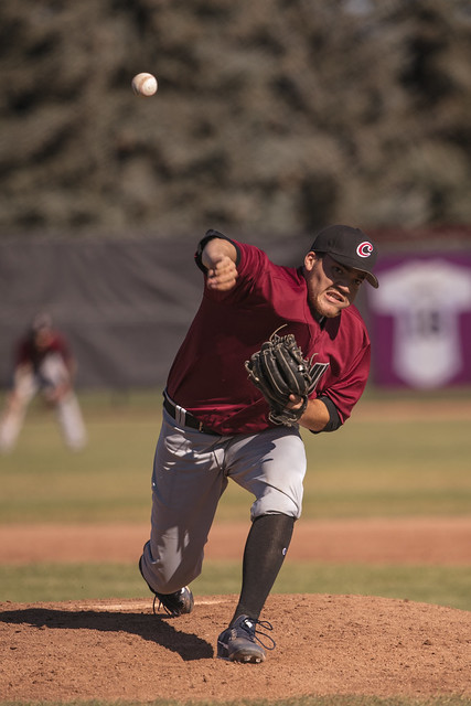 Baseball_scrimage_10.2018-2880, Canon EOS 5DS, Canon EF 400mm f/4 DO IS II USM