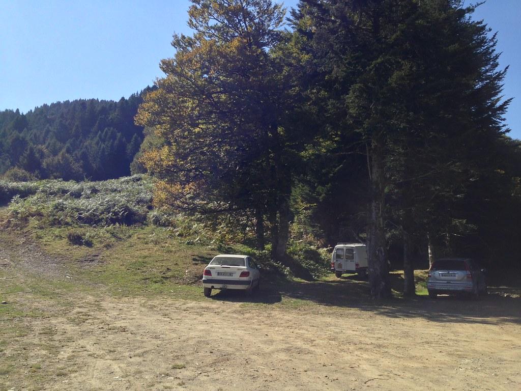 Cabaña de Ichéus • Oct18