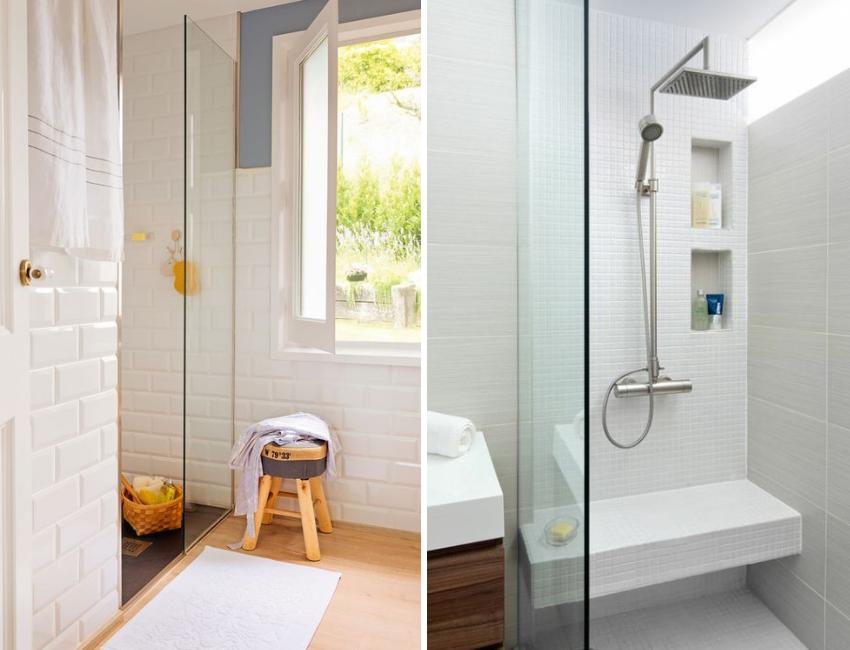 ventajas de la ducha