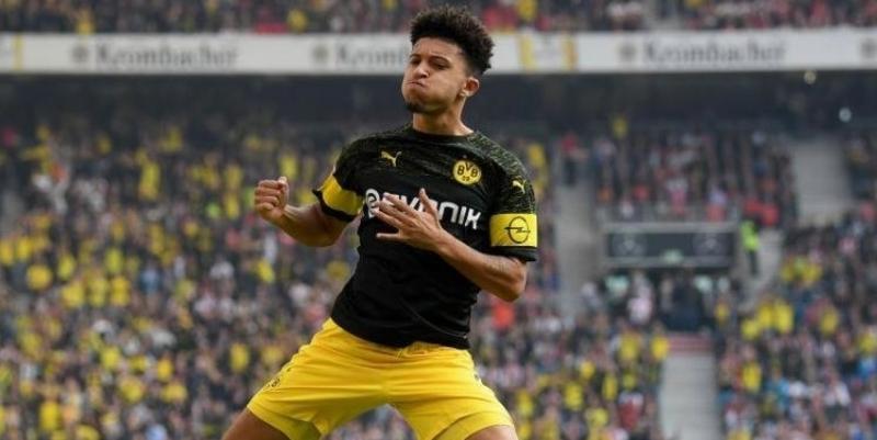 Sancho memiliki ambisi besar di Dortmund