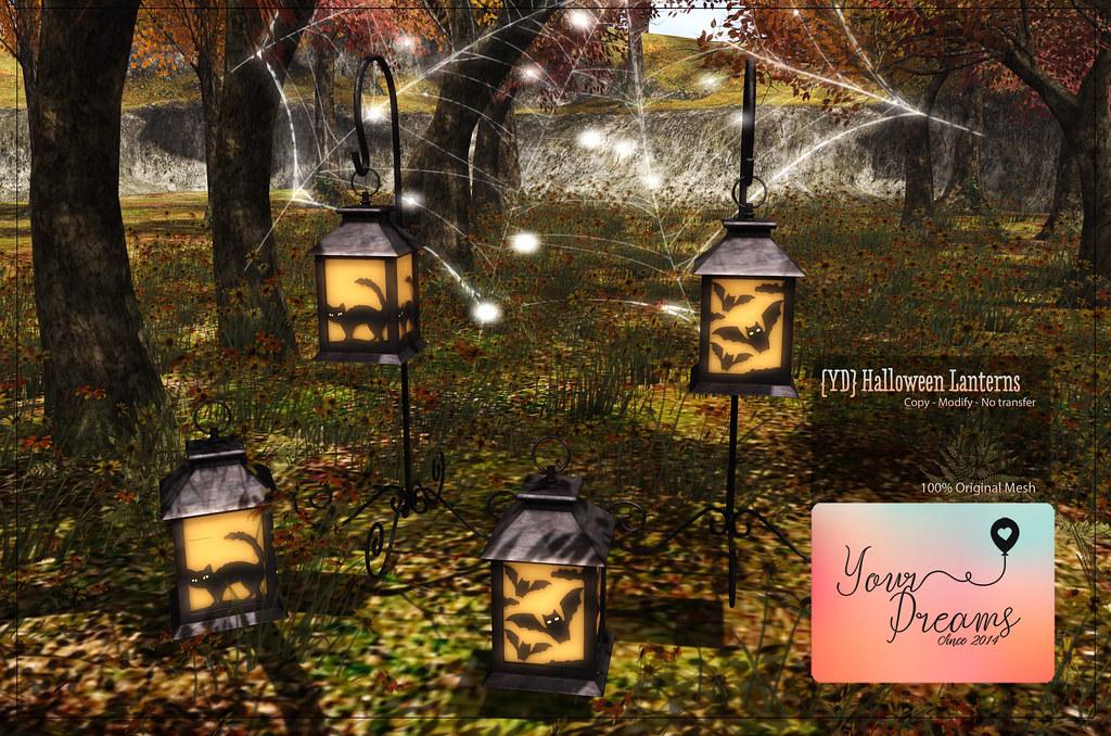 {YD} Halloween Lanterns