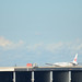 "JAL B777 JA8984 ""Eco-jet Nature"" Accelerating on D-runway of Haneda Airport 2"