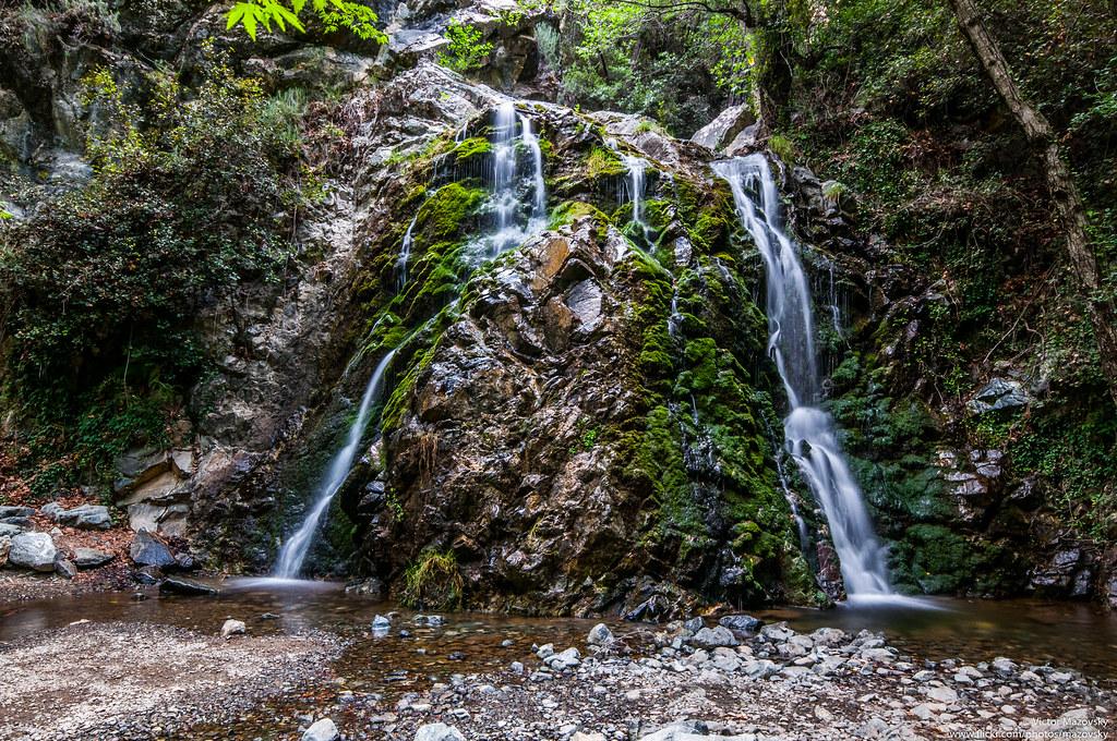 Chantara Waterfall / Водопад Хантара