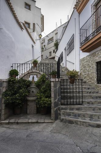 Un rincón de Canjáyar, Almería