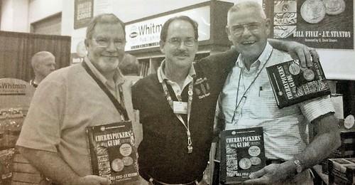 J.T. Stanton, Mike Ellis, Bill Fivaz