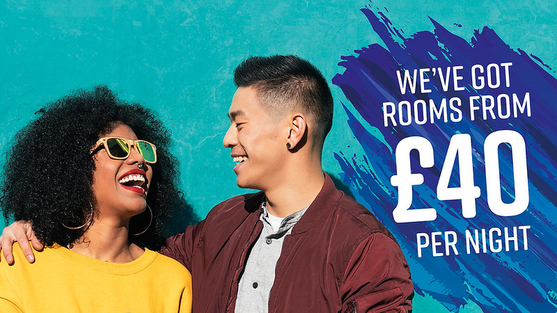 Rooms on campus now available for visiting friends and family of first year students