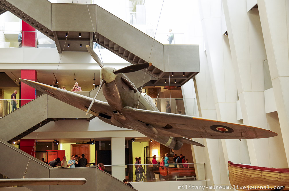 Imperial War Museum London-70