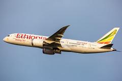 ET-AOO Boeing 787-8 Dreamliner Ethiopian Airlines