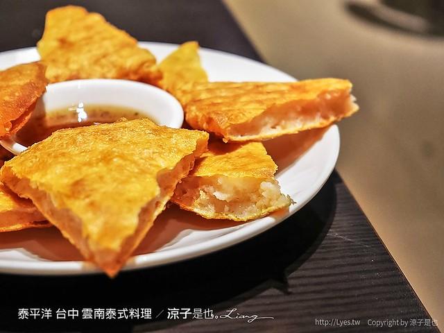 泰平洋 台中 雲南泰式料理 7