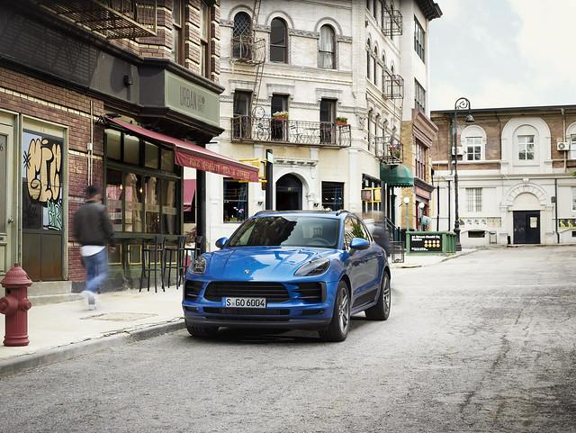 Comprar Porsche Macan