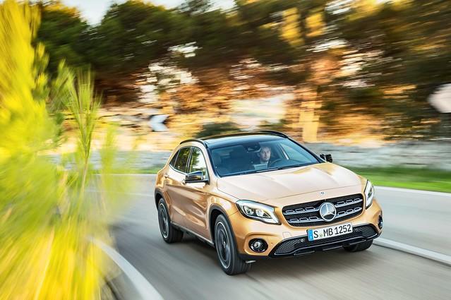 Comprar Mercedes-Benz Classe Gla