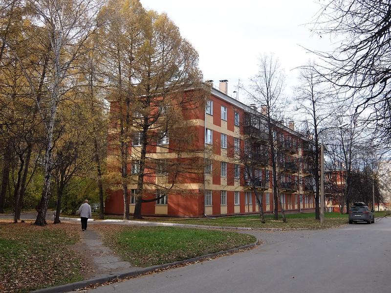 Новосибирский академгородок - Морской проспект