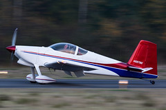 Private RV-7 N5878G