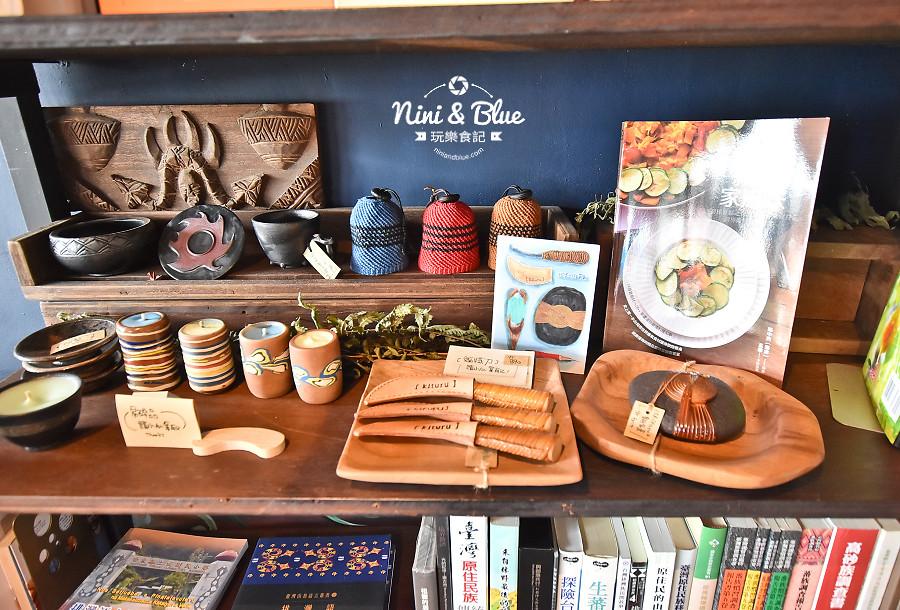 台東咖啡 Kituru 咖啡 台東景點 菜單價位 山地飯15