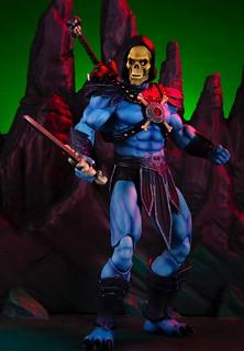 He-Man's Eternal Rival! Skeletor 1/6 Scale Figure Regular & Mondo Exclusive Edition