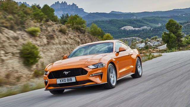 Comprar Ford Mustang