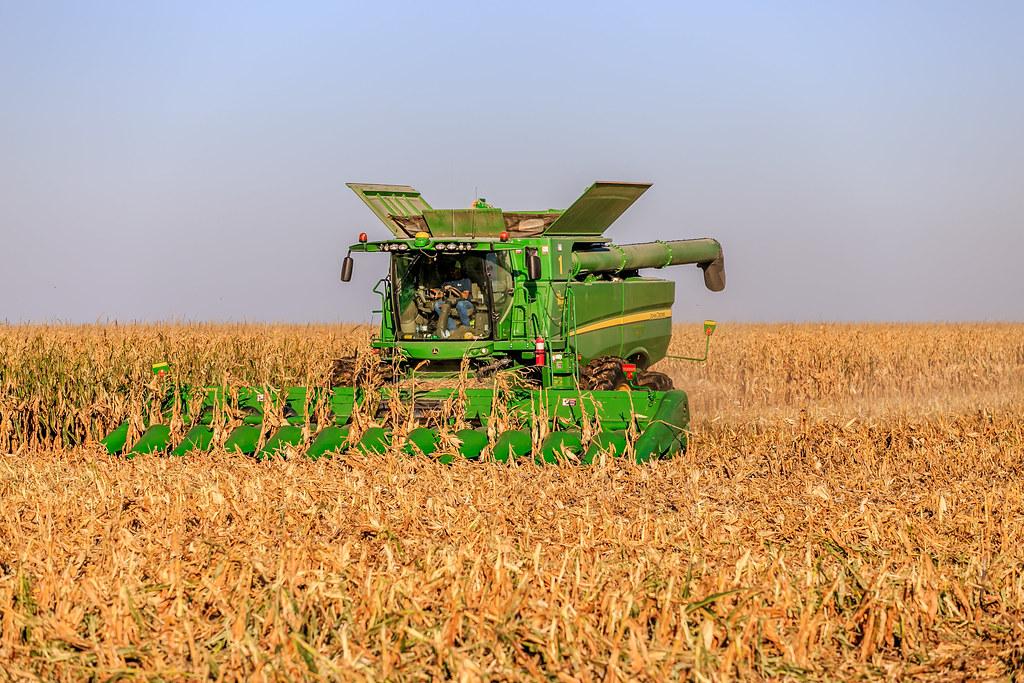 High Plains Harvesting 2017
