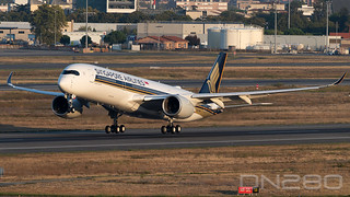 Singapore Airlines A350-941ULR msn 223