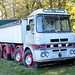 Castle Sand and Ballast 1967 ERF PUW633F