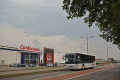 Setra S 415 LE Business n°910  -  Strasbourg, CTS
