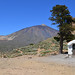 Northern approach to Teide National Park, Tenerife