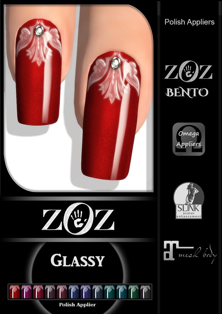 {ZOZ} Glassy pix L