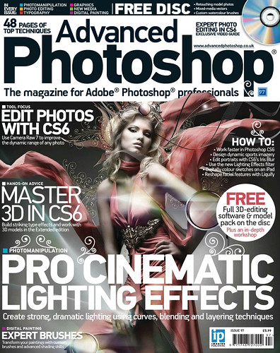 Advanced Photoshop 2012 97 June