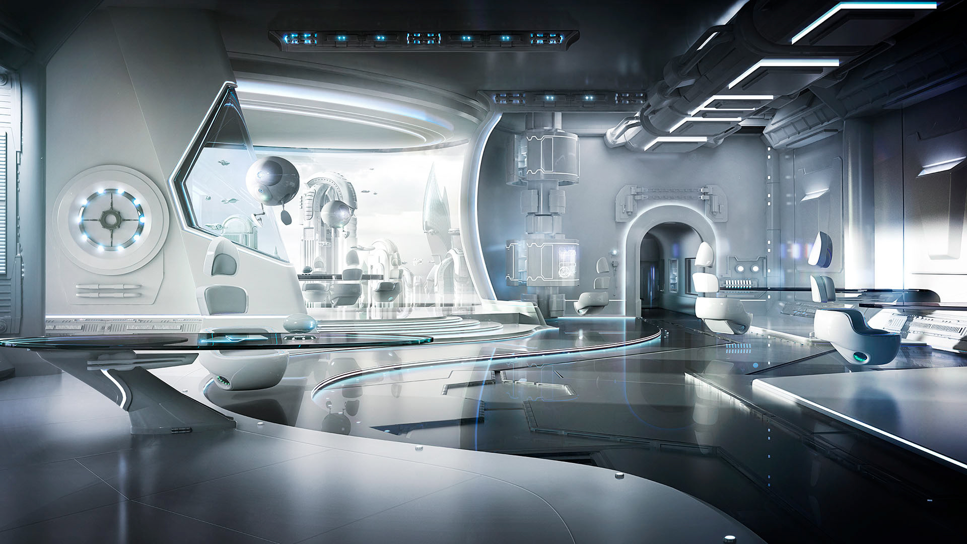 Workplace trends of the future - 2117
