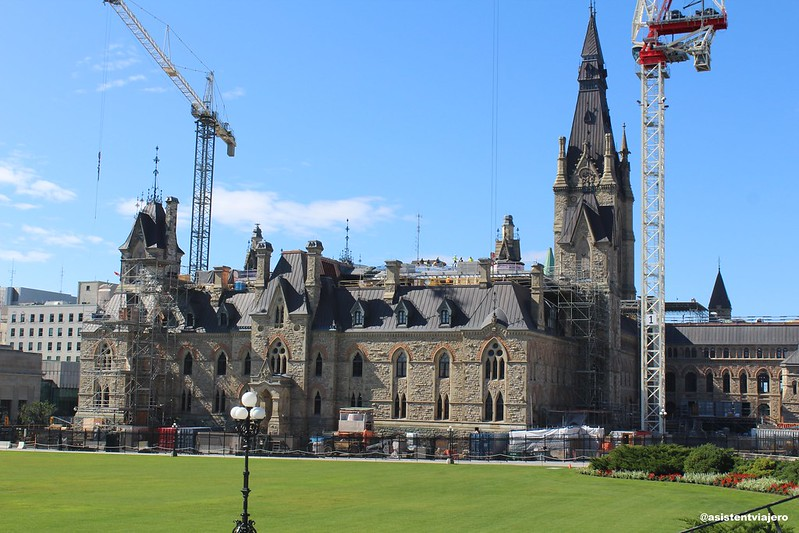Ottawa Parliament West Block