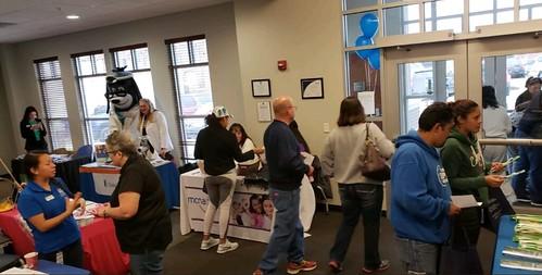 Clausura de la XVIII Semana Binacional de Salud en Omaha