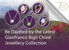 Be Dazzled by the Latest Gianfranco Bigli Chloé Jewellery Collection