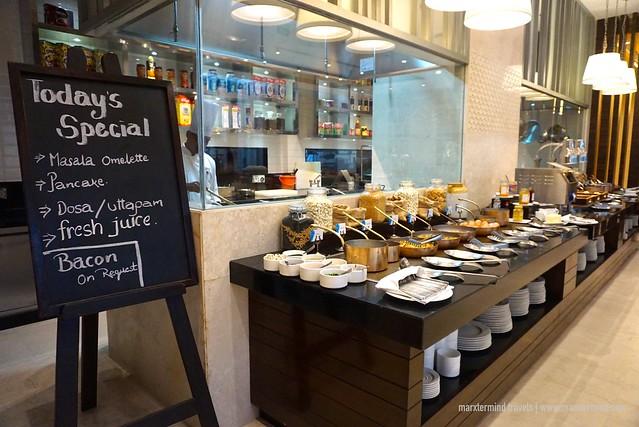 Fairfield by Marriott Kathmandu - Breakfast at Kava Grill & Lounge