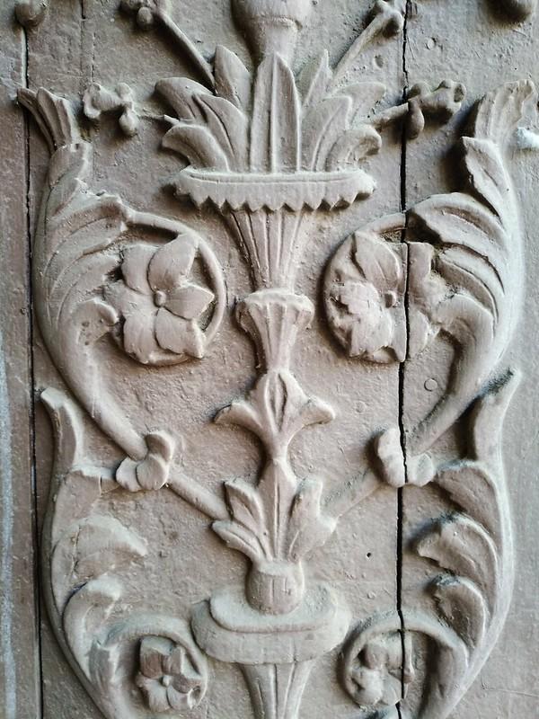 Door texture closeup #2