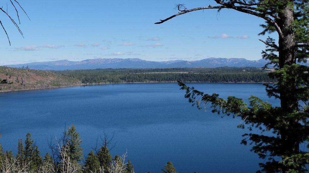 Vista del Jenny Lake