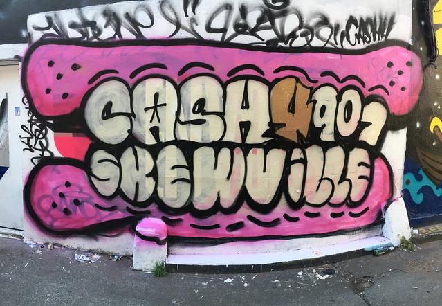 Sweet Toof, Skewville, Cash4