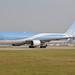 OO-TUC Boeing B767-341(ER) EGCC 13-07-13