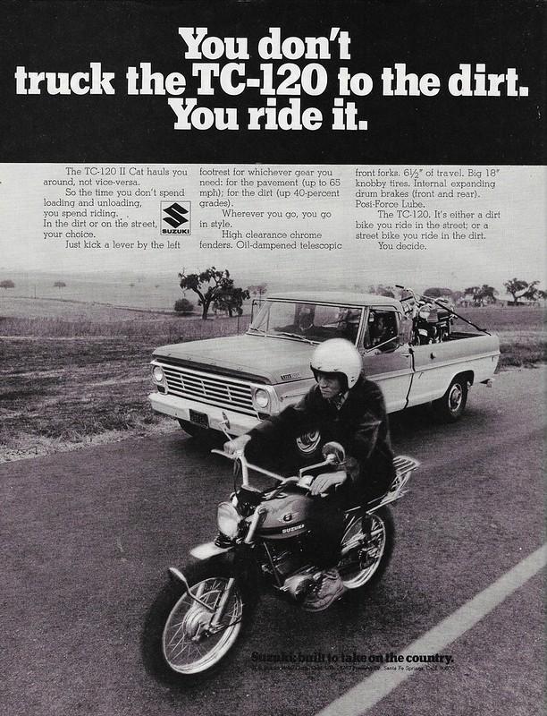 Suzuki 1970 10